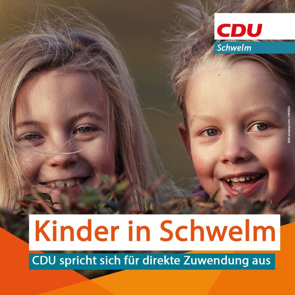 Kinder in Schwelm